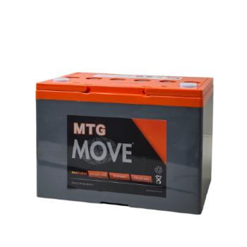 12V / 60Ah (C20) Gel Akku, Move MTG 60-12
