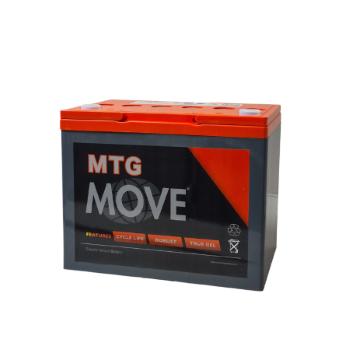 12V / 76Ah (C20) Gel Akku, Move MTG 76-12