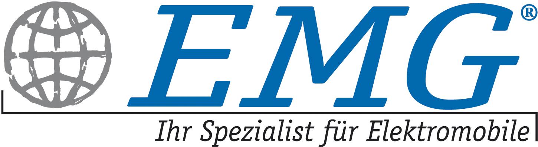 Onlineshop für AGM + Gel Akkus der EMG Elektromobile GmbH & Co. KG -Logo